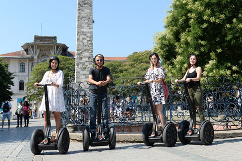 OLD ISTANBUL AFTERNOON SEGWAY CITY TOUR